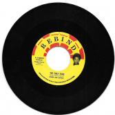 Skiddy And Detroit - The Exile Song / Bunny Gale - In The Burning Sun Joh-Ho (Rebind / Dub Store) 7""